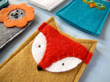 Nifty Kidstuff: Finger Puppets