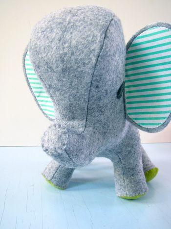 Nifty Kidstuff: Elephant