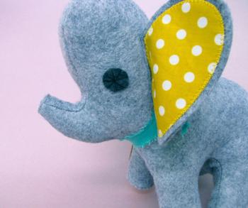 Nifty Kidstuff: Pretty Pachyderm