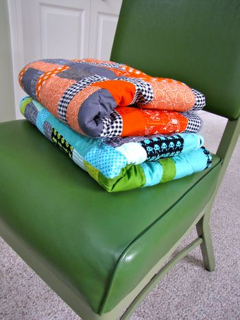 Nifty Kidstuff: Quilts